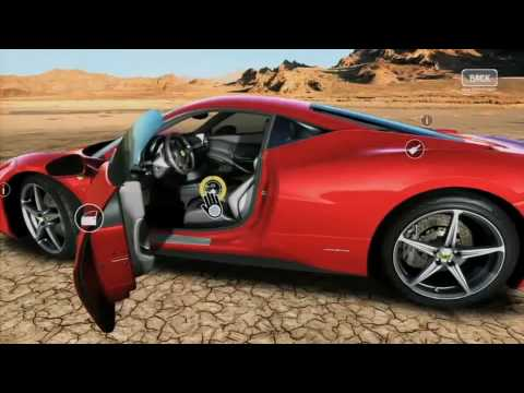 E3 2010 Forza Motorsport Xbox 360 Kinect Gameplay Demo