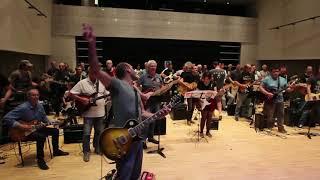 Saint-Vincent-de-Tyrosse : première répétition de We are the band