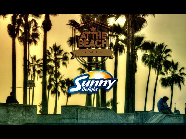 """At the Beach"" - Sunny Delight"