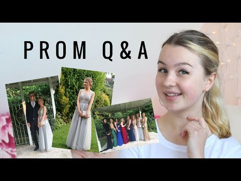 PROM Q&A | My experience & advice!
