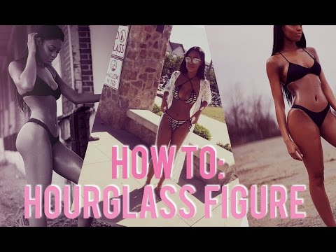 HOW TO GET AN HOURGLASS FIGURE | WORKOUT ROUTINE - YouTube