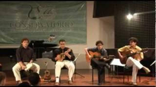 João Paulo Albertim Interpretando Chorinho Pra Ele de Hermeto Pascoal