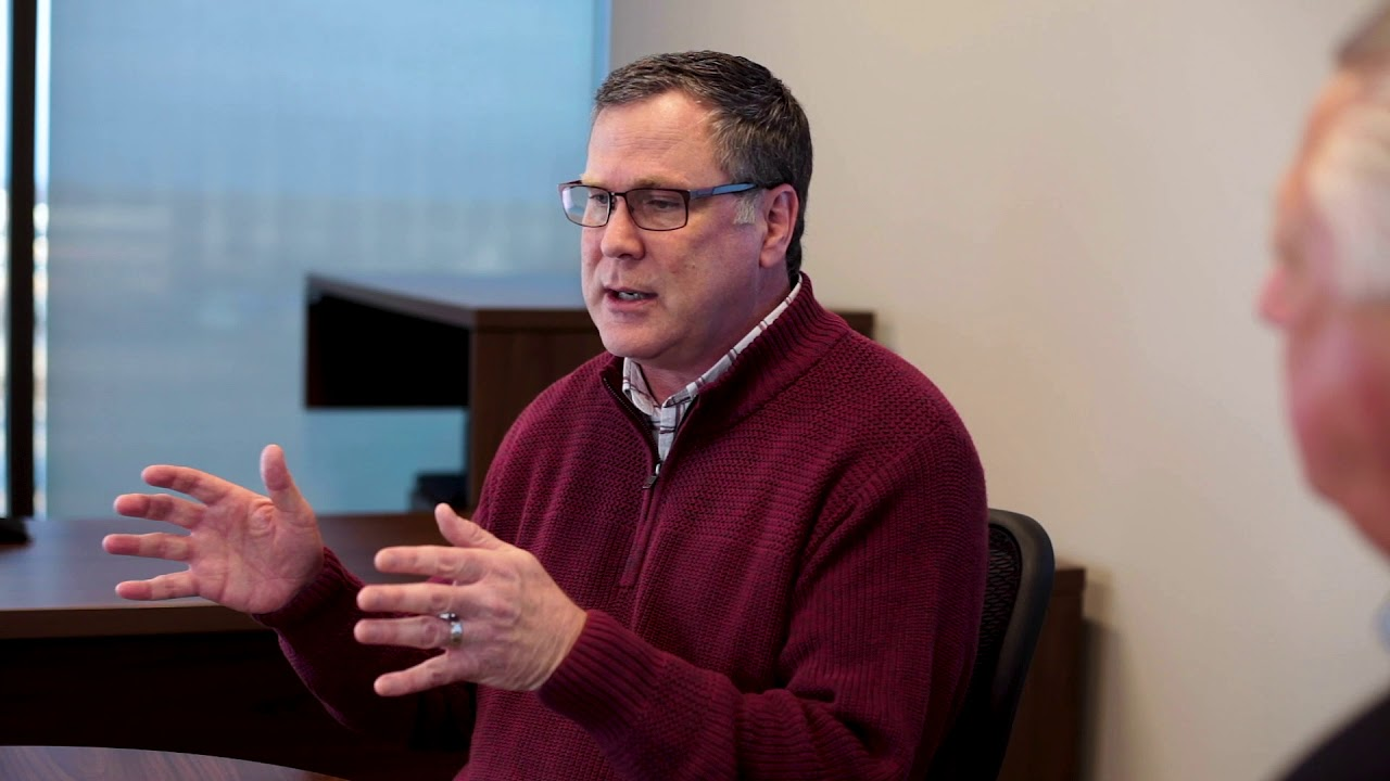 m.Care Podcast #2 – m.Care President Steve Hendrix Interviews Lead Platform Developer Brent Kevern