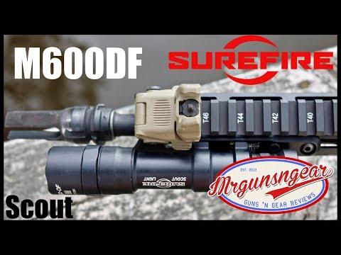 Surefire M600DF Scout 1,500 Lumen Weapon Light: The Best Rifle Light Ever?