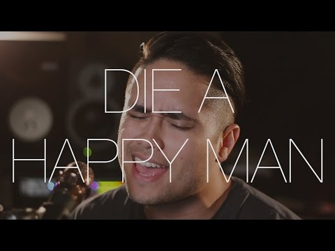Die a Happy Man - Thomas Rhett (Cover by Travis Atreo)
