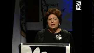 NCAI 2012 Annual Conv. - Message from Obama Campaign - Katherine Archuleta
