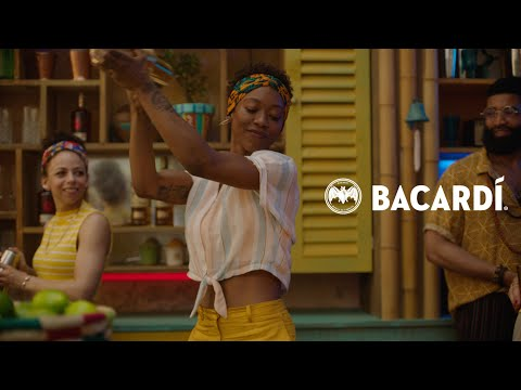BACARDÍ debuts the epic new 'Sound of Rum' video and soundtrack produced by Swizz Beatz. The 'Sound of Rum' mixes the irresistibly uplifting vibe of the rum brand's Caribbean heritage with the skilled rhythmic tempo of cocktail-making.