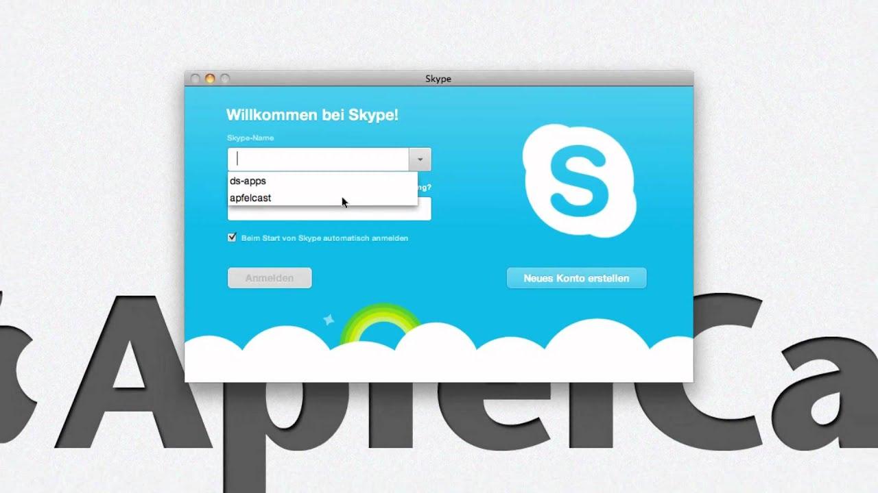 Skype Account Löschen