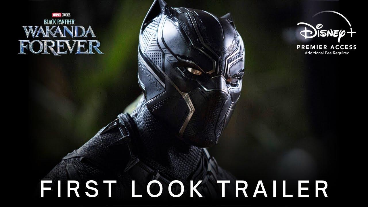 Download BLACK PANTHER 2: Wakanda Forever (2022) Teaser Trailer | Marvel Studios