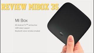 รีวิว Xiaomi Mi Box 3 Android TV 6.0 แท้ๆ