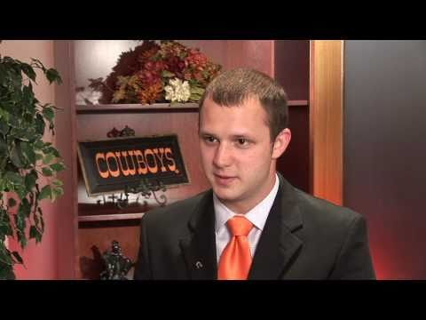 Wyatt Swinford - 2011 OSU Outstanding Senior
