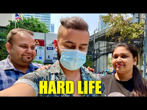 Life will be HARD for BAWA in Bangkok now !!! 😞 Thailand Vlog