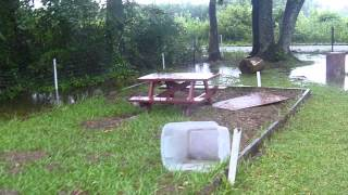 Horry County flooding