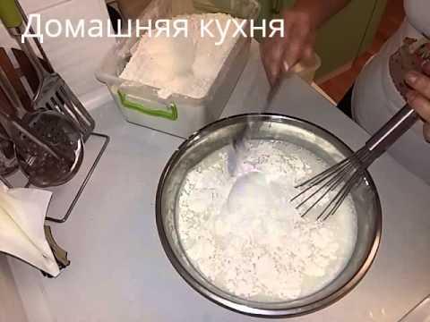 Рецепт домашних налистников