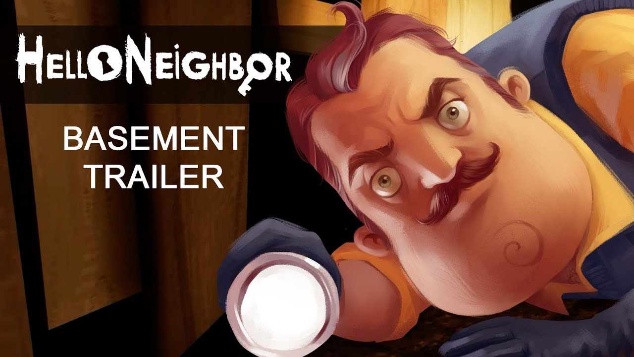 Hello Neighbor | tinyBuild GAMES - Indie Game Developer And Publisher