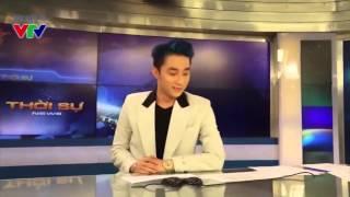 Sơn Tùng M TP dẫn chương trình VTV   Cuộc Sống Thường Ngày 8 9 2015