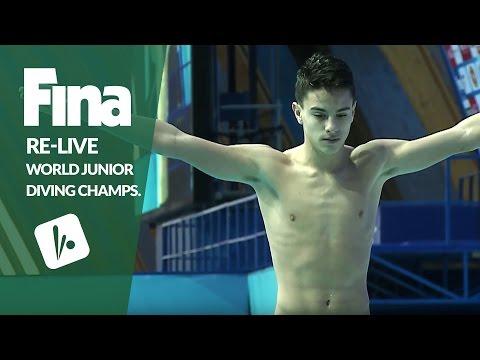 Re-Live - Day 4 Preliminary - FINA World Junior Diving Championships 2016 - Kazan (RUS)