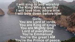 You are Holy (Jesus Christ, Prince od peace)