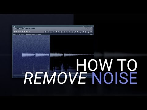 How to Remove Noise from Vocals and  Recordings (Hiss, Hum, Background Noise)