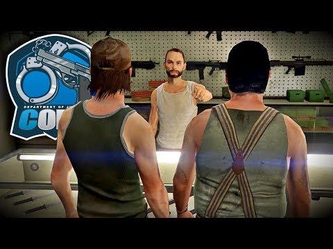 DOJ #36 [CIV] | PARACHUTE PROBLEMS | GTA 5 Roleplay