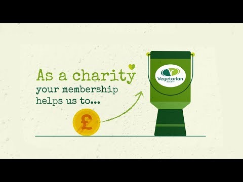 What do you know about the Vegetarian Society?