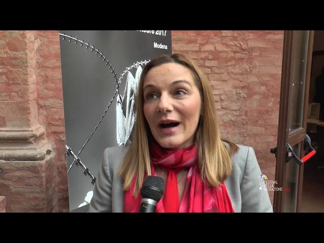 Festival della Migrazione 2017_INTERVISTA a Regina Catrambone