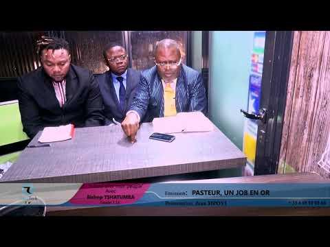 """VIDEO: églises de réveil, """"L' escroquerie en bande organisée""""/ Bishop Tshatumba"""