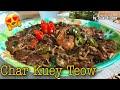 Char Kuey Teow versi Kering Cara saya   Menggunakan homemade paste   berganda keenakannya