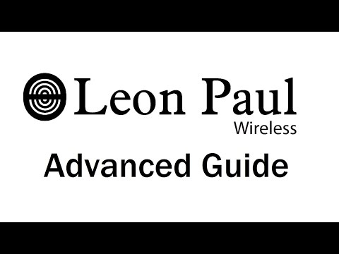 Leon Paul - Advanced Wireless Guide