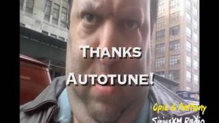 Autotune Turns STUTTERER Into A STAR - @OpieRadio