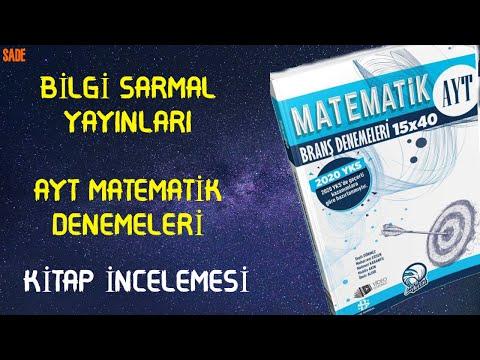 bİlgİ-sarmal-ayt-matematİk-denemelerİ/İnceleme