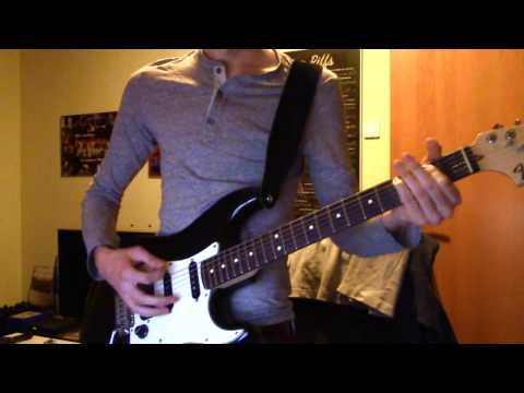 Bilderbuch Feinste Seide on guitar