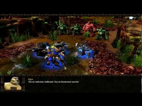 12 - The story of Warcraft III (The Frozen Throne) - The Founding of Durotar HD