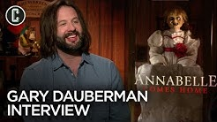 Annabelle Comes Home: Director Gary Dauberman Interview