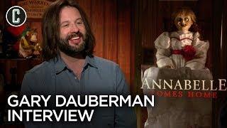Annabelle Comes Home: Director Gary Dauberman Interview