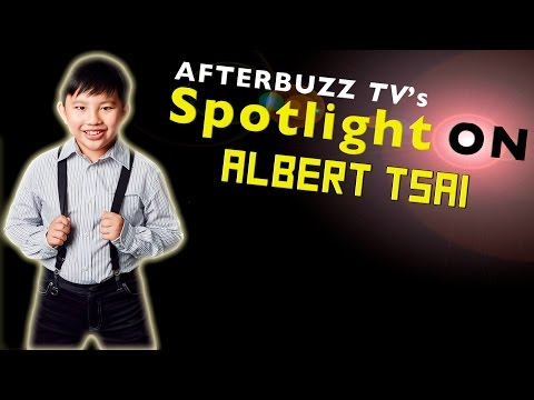 Albert Tsai Interview | AfterBuzz TV's Spotlight On