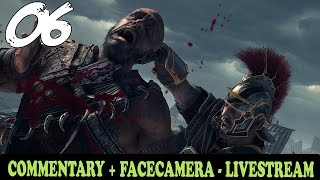 Ryse Son Of Rome PC Walkthrough - Part 6 Gameplay Playthrough Highest Settings