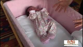 Sonno del neonato: come prepararlo alla nanna