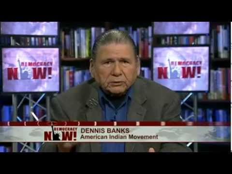 Native American Leader Dennis Banks on Overlooked Tragedy of U.S. Indian Boarding Schools