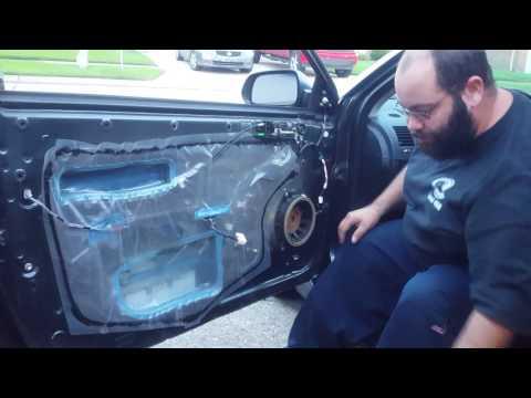 2005-10 Scion TC Speaker Replacement