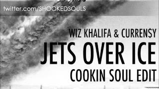Wiz Khalifa x Curren$y - Jets Over Ice (Produced by Cookin' Soul)