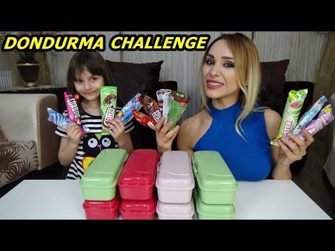 DONDURMA CHALLENGE ! Golf Algida Dondurma Çeşitleri Arıyoruz ! Prenses Lina