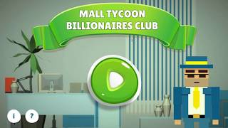 MALL TYCOON - BILLIONAIRES CLUB GAME || Angespielt | Deutsch | German