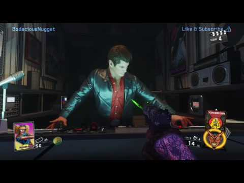Call of Duty: Infinite Warefare Spaceland Zombies Setti-Com and DJ locations Guide