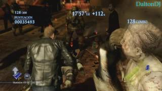 Resident Evil 6 Pc - Mercenaries - No Mercy - Solo - U.C - Piers 2 costume 2.710K