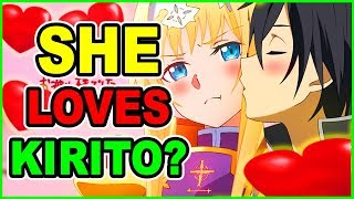 Does Alice LOVE Kirito? Does Kirito Break Up with Asuna? | Sword Art Online Alicization