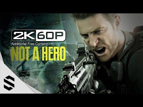 【惡靈古堡7 - 並非英雄DLC】電影剪輯版(中文字幕) - PC特效全開2K60FPS劇情電影完整版 - Resident Evil 7 Not A HERO-生化危机7:不是英雄-最強2K無損畫質