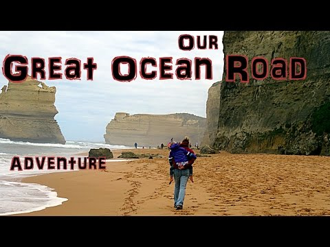 Great Ocean Road from Melbourne with kids - Day 1
