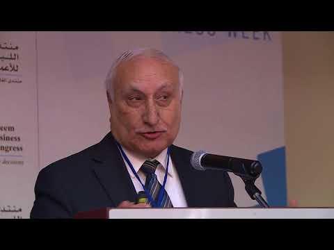 Prof. Mufid Samarai at 10th Annual Project Management Congress