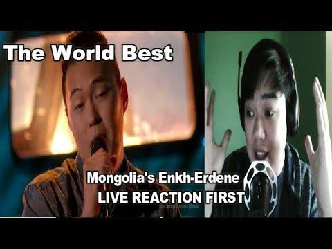CBS The Worlds Best Mongolian Country singer Enkh Erdene